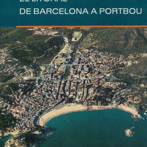 Aeroguía El litoral de Barcelona a Portbou