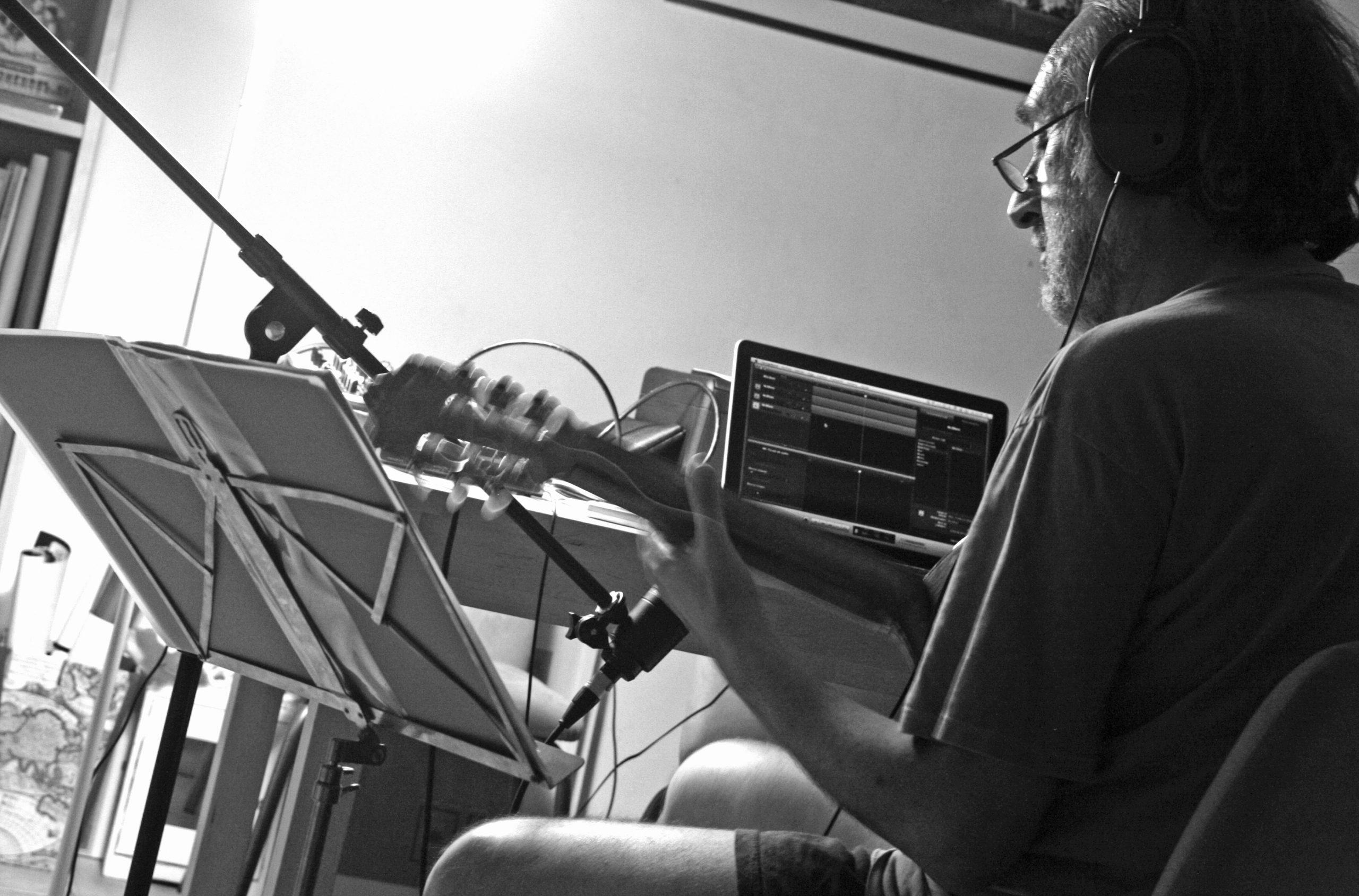 «Garrido finale», colaboraciones radiofónicas